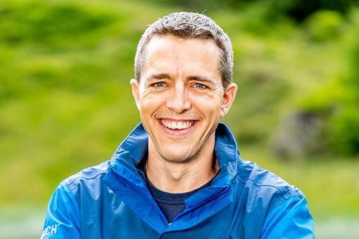 Geschäftsleiter Martin Fehrlin